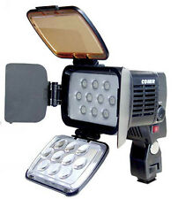 NEW Comer LEX1800 High Power LED On Camera Video Light High Quality