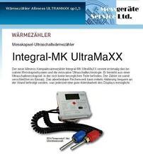 ALLMESS Wärmezähler UltraMAXX  qp1,5   !!!NEU!!!