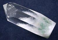 RARE NATURAL 2 2/5 Inches Green Phantom Quartz Crystal Gem Stone Gemstone EC30