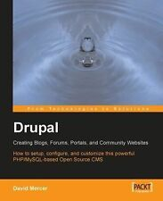 Drupal: Creating Blogs
