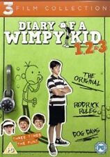 DIARY OF A WIMPY KID 1-3 [2013] NEW REGION 2 DVD
