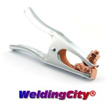 WeldingCity® Arc Welding 400A Earth Ground Clamp | Us Seller Fast Ship