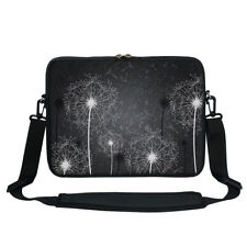 "13 13.3""Laptop Computer Sleeve Case Bag w Hidden Handle & Shoulder Strap 2900"