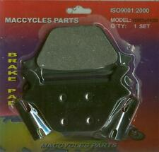 Disc Brake Pads for the Harley FXD/FXDL/FXDSCON/FXDWG 1998-1999 Rear (1 set)