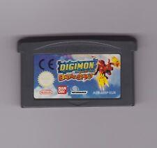 DIGIMON BATTLE SPIRIT - Game Boy Advance Gba - Versione Europea - CARTUCCIA FE