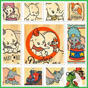 Disney Collect Topps - My Favorite Dumbo full master w/awards - 12 DIGITAL CARDS