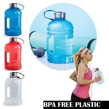 Jarra de deportes botella de agua - 1.89L gimnasio antes de hacer ejercicio BCAA Mezclador De Proteína Coctelera 31oz