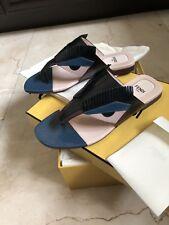 Authentic Fendi Monster Slides Sandals 36.5