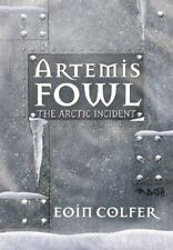 ARTEMIS FOWL The Arctic Incident by Eoin Colfer (2004, Paperback, Reprint)