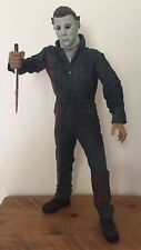 "MCFARLANE MOVIE MANIACS 18"" HALLOWEEN MICHAEL MYERS SENSOR ACTIVATED SOUND"