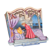 Disney Traditions Jim Shore StoryBook Ornament Enchanted Kiss Sleeping Beauty
