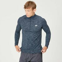 NWT MyProtein MP Men's Large Long Sleeve Lightweight Pullover