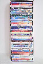 Disney Dreamworks HUGE LOT of 37 Childrens DVDs! Up, Bolt, Cars, Shrek, Rescuers