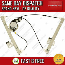 VW POLO 6N 1994>2001 FRONT LEFT SIDE ELECTRIC WINDOW REGULATOR WITH 2 PIN MOTOR