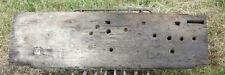PLATEAU ETABLI, ancien plateau d'établi, établi ancien, table, ETABLI ANCIEN