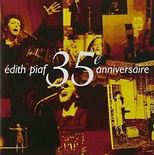 Edith Piaf - 35e Anniversaire by Édith Piaf (CD, Aug-2012) - French Import CD