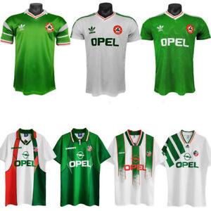 Ireland 88/96 season home and away retro shirt men's football jersey fan jersey