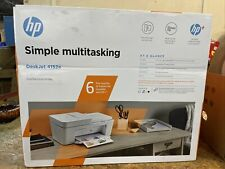 Hp DeskJet 4152e all in one printer New with box damage