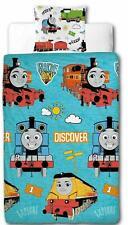 Thomas & Friends Ride On Single Duvet Cover & Pillowcase Set
