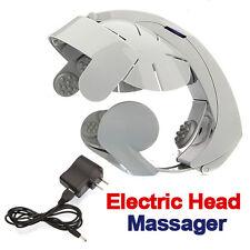 Electric Head Brain Relax Massager Vibration Scalp Acupuncture Points Massage