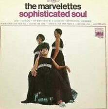 "MARVELETTES-""SOPHISTICATED SOUL""~ STEREO ""~""SEALED""~ LP!!!"