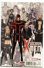 Uncanny X-Men #600 (2016) Marvel NM/NM-