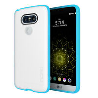 Incipio Octane Case for LG G5 in Frost/Cyan
