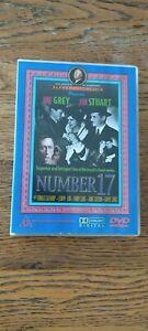 Number 17 (1932, DVD) Black & White Like New