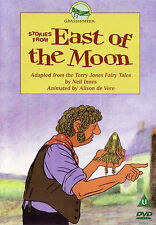 Stories From East Of The Moon (DVD) Kids Fairytales Family Viewing Boys Girls 4+