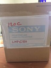 SONY LMP-C120 Projector Lamp; new in sealed box