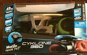 MAISTO TECH CYCLONE 360 - Green