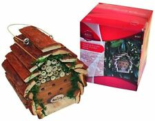 Wooden Bee Box Bird Baths, Feeders & Tables