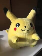 "GIANT 16"" Fat Pikachu Plush Vintage Bootleg - Lights up, Vibrates, Sings"