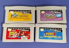 Sonic X Pokemon Blastoise DragonBall GT - Nintendo Game Boy GBA Advance 4 Videos