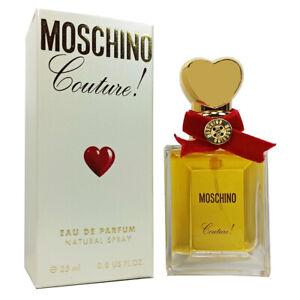Couture! Moschino Eau de Parfum Woman Perfume Natural Couture 596
