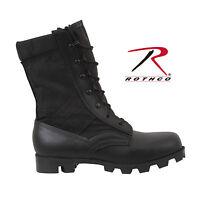 Rothco 5090 Black G.I. Type Speedlace Jungle Boot
