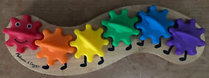 Melissa And Doug Cog Wooden Toy