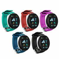 Smart Watch Fitness Sport Activity Tracker Heart Rate MonitorAndroid IOS D18