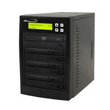 1-3 Burner M-Disc CD DVD Duplicator Duplication Copier Tower Add Copy Protection
