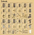 Tobruk   75 Replacement Counters Double-Sided Die-Cut