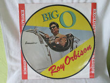 Picture Disk Vinyl Roy Orbison The Big O