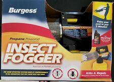 Burgess Propane Powered Fog Machine Insect Bug & Mosquito Fogger Sprayer