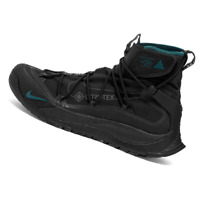 NIKE MENS Shoes ACG Air Terra Antarktik - Black & Turquoise - BV6348-001