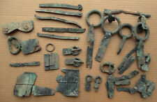 Fine Viking Set of Clothes Details 10-13 AD Kievan Rus