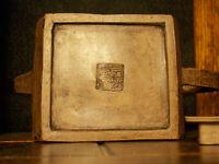Antique Vintage Chinese Yixing Zisha Teapot Tree Trunk Form Signed