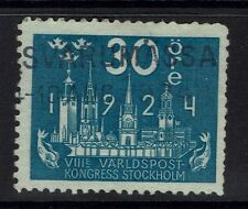 Sweden Sc# 202, Used - Lot 032217