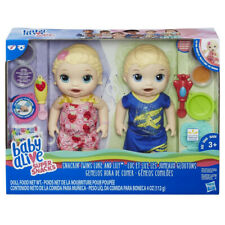 Baby Alive Super Snacks Twins Luke and Lily Blonde