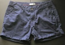 Levi's Womens Casual Cuffed Shorts Tag Size 32(UBA288)