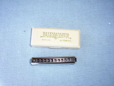 Suzuki  Blues Master 10 hole diatonic harmonica (D)