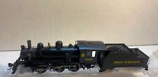 Bachmann HO Scale Southern 7080 Steam Locomotive & DCC Sound Coal Car Tender